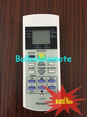 For Panasonic A75C2628 A75C2658 A75C2656 A75C2606 Air Conditioner Remote Control