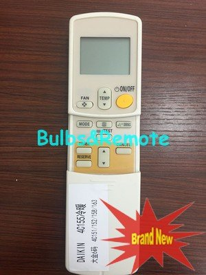 For Daikin BRC4C151 BRC4C155 BRC4C158 BRC4C152 AC Air Conditioner Remote Control