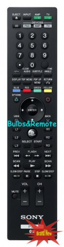 For Sony PS3 Blu-ray wireless bluetooth TV media remote control