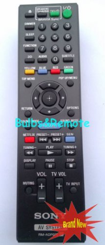 For SONY HBD-E390 HBD-N790W HBD-T39 HBD-T79 Audio Video Receiver Remote Control