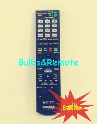 Replacement For Sony RM-AAU073 STR-DH710 STR-DN610 Audio/Video Receiver Remote Control