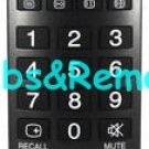 For Panasonic TH50PY700H TH-42PV700H TH-50PY700H LCD LED TV Remote Control