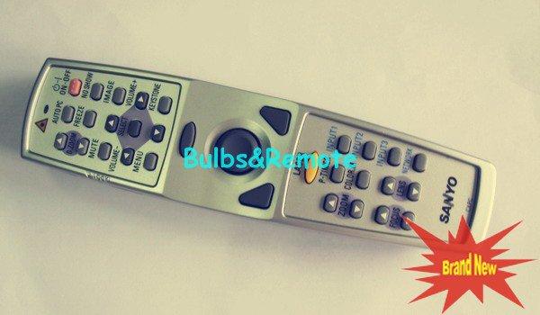 Remote Control For Sanyo Christie Canon Eiki Boxlight CXPC CXPT CXLZ Projector