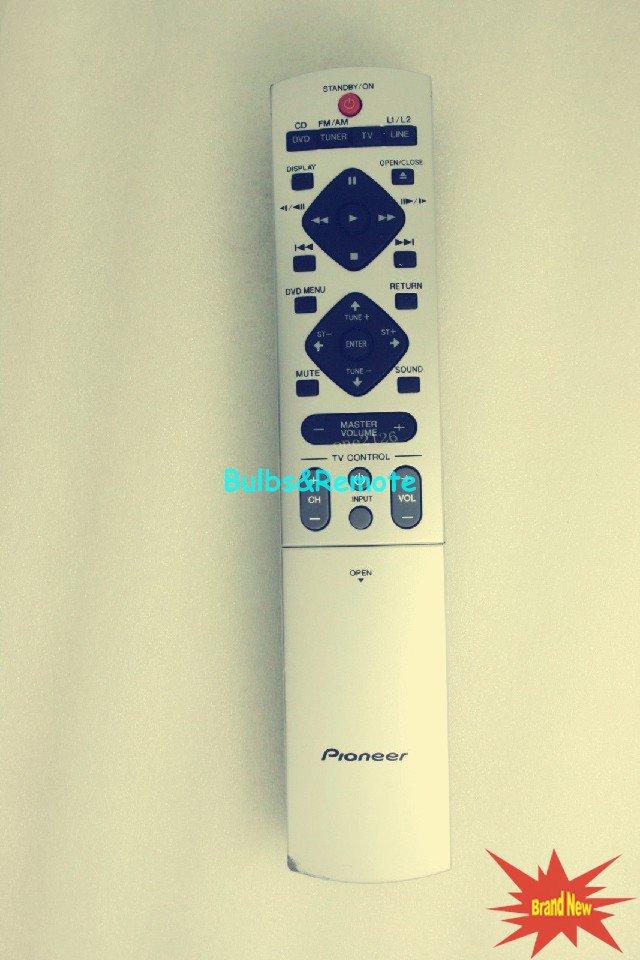 For Pioneer HTZ430DV XXD3058 HTZ940DV XVDV430 DCS-222 AV Player Receiver Remote Control