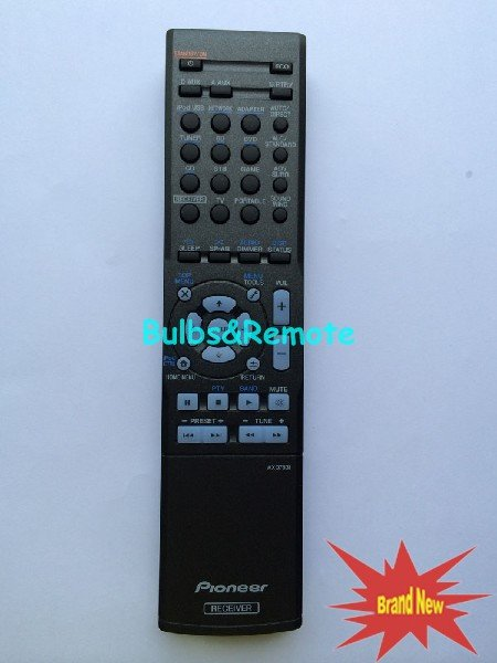 For PIONEER AXD7631 VSX-S500 VSX-S300 AXD7632 Audio/Video Receiver Remote Control