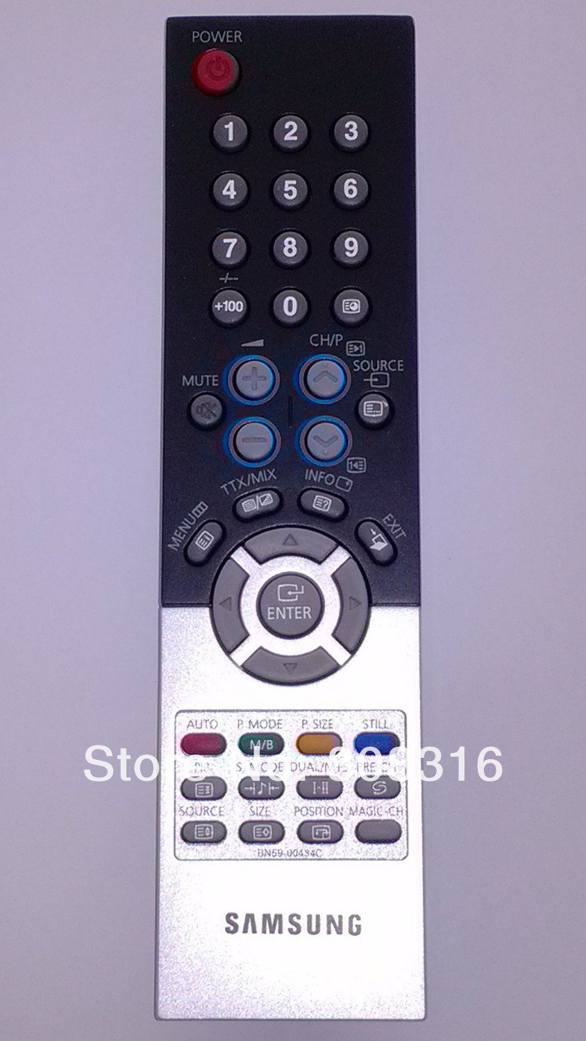 BN59-00434C REMOTE CONTROL FOR SAMSUNG LCD LED TV