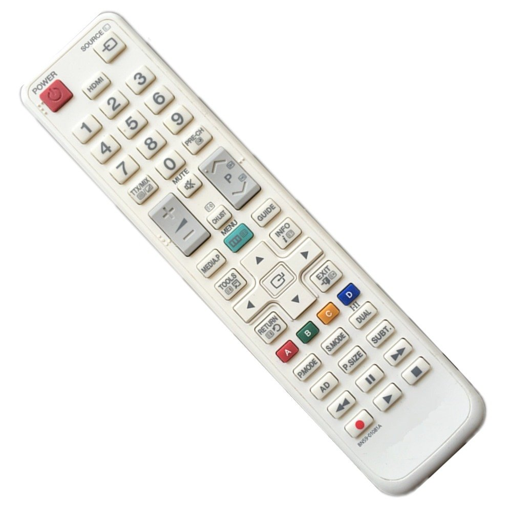BN59-01081A REMOTE CONTROL FOR SAMSUNG LCD LED TV