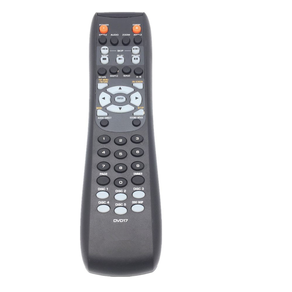 For YAMAHA DVD17 REMOTE CONTROL