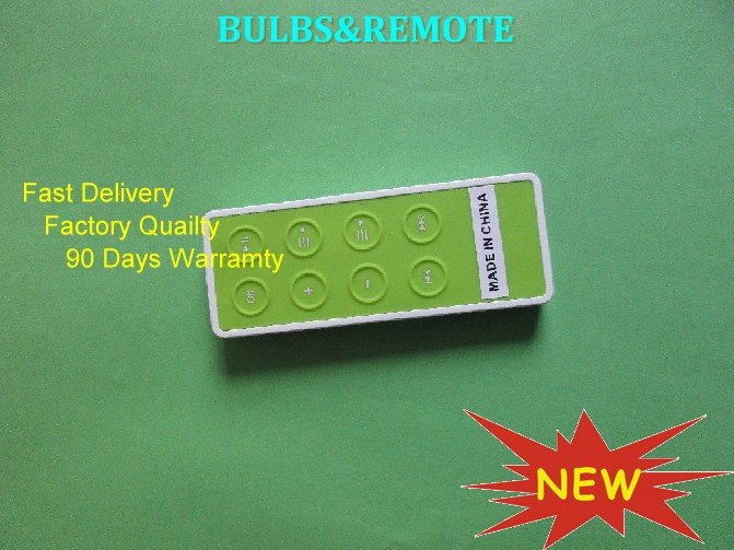 For Bose SoundDock Series II, III & Portable remote control green color