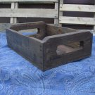 Primitive Wood Crate Style #115
