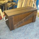Primitive Wood Chest Style #214