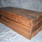 Primitive Wood Box, Storage Chest style 217
