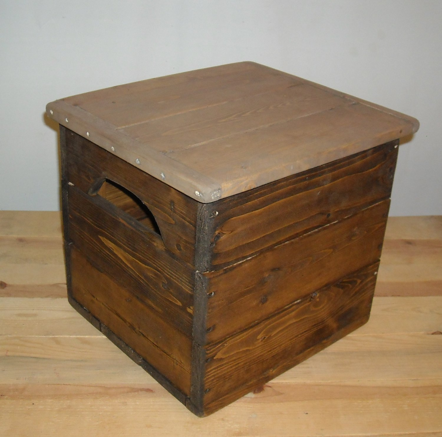 Small Storage Chest ITEM # Small Storage Chest ITEM # $ Reg. $ 25% off Unfinished Wood - Online Only Deal QTY ADD TO MY BAG PERSONALIZE IT. Please enter a value greater than 1 Please enter a value less than item(s) in stock.