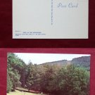 Oneonta NY Golf Course in the Mountains  Photo View Old VINTAGE POSTCARD PC