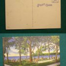 CLEARWATER BEACH HOTEL FLORIDA OLD VINTAGE POSTCARD