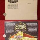 Las Vegas Golden Nugget Gambling Casino Advertising LARGE JUMBO VINTAGE POSTCARD