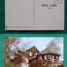 HAWKS NEST STATE PARK MUSEUM W VIRGINIA OLD  POSTCARD