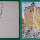 BOOK CADILLAC HOTEL DETROIT MI OLD VINTAGE POSTCARD