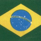 PROUD BRAZIL BRAZILIAN COUNTRY 3' X 5' LARGE FLAG NEW