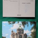 CHURCH CATHEDRAL OF ST PAUL MINNESOTA VINTAGE POSTCARD