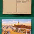 FRENCH MARKET NEW ORLEANS OLD VIEW  VINTAGE POSTCARD