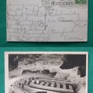CARLSBAD CAVERNS LUNCH ROOM 1947 VTG VINTAGE POSTCARD