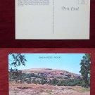 Enchanted Rock Llano Fredericksburg TEXAS TX Photo View Old VINTAGE POSTCARD PC