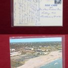 Venice Florida Modern Beach Casino 1973 Photo View Old VINTAGE POSTCARD PC