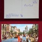 Walt Disney World Main Street Horseless Carriage Old Photo VTG VINTAGE POSTCARD