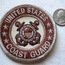 US COAST GUARD SEMPER PARATUS ANCHOR MILITARY ARM PATCH