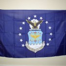 USAF US AIR FORCE PROUD EAGLE SEAL 3' X 5' FLAG NEW