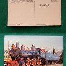 TEXAS STATE RAILROAD TRAIN LOCOMOTIVE VINTAGE POSTCARD