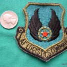 AIR FORCE LOGISTICS COMMAND MILITARY JACKET ARM PATCH