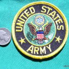 UNITED STATES ARMY EAGLE SEAL MILITARY JACKET ARM PATCH