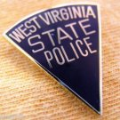 WEST VIRGINIA WV STATE POLICE TROOPER PROUD MINI PATCH BADGE SHIRT LAPEL PIN NEW