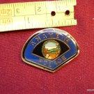 Anaheim PD Ca California Proud Mini Police Patch Shield Badge Cops Lapel Pin NEW