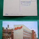 KELLOGG CEREAL PLANT BATTLE CREEK MI VINTAGE POSTCARD