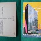 SHERATON DALLAS HOTEL SOUTHLAND CENTER VINTAGE POSTCARD