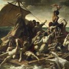 The Raft of the Medusa Theodore Gericault Poster 20X30 Art Print