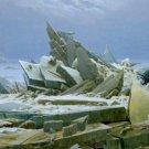The Sea of Ice Caspar David Friedrich Poster 20X30 Art Print