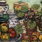 Still Life with Apples Maurice Brazil Prendergast Poster 20X30 Art Print