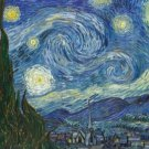 The Starry Night Vincent van Gogh Poster 20X30 Art Print
