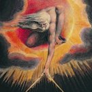 The Ancient of Days William Blake Poster 20X30 Art Print