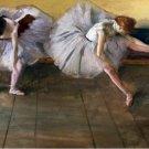 Dancers Edgar Degas Poster 20X30 Art Print