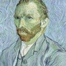 Self Portrait Vincent van Gogh Poster 20X30 Art Print