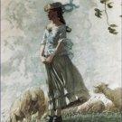 Fresh Air Winslow Homer Poster 20X30 Art Print