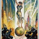20X30 Art Deco Poster for the 1933 Chicago Worlds Fair