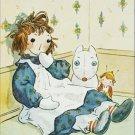 Poster Baby Toddler Raggedy Ann 16X20 Art Print