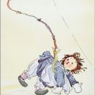 Poster Baby Toddler Raggedy Ann Flying 20X30 Art Print