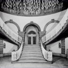 Black and White Photo 8X10 Main Staircase New York City Hall